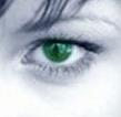 Elogie aux yeux verts