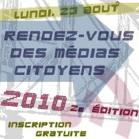 Rendez-vous des médias citoyens - 2e édition
