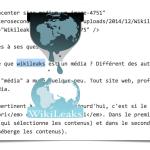 Devoir de Wikileaks
