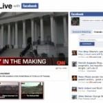 TV en direct + FaceBook = TV Sociale