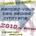 Rendez-vous des médias citoyens – 2e édition